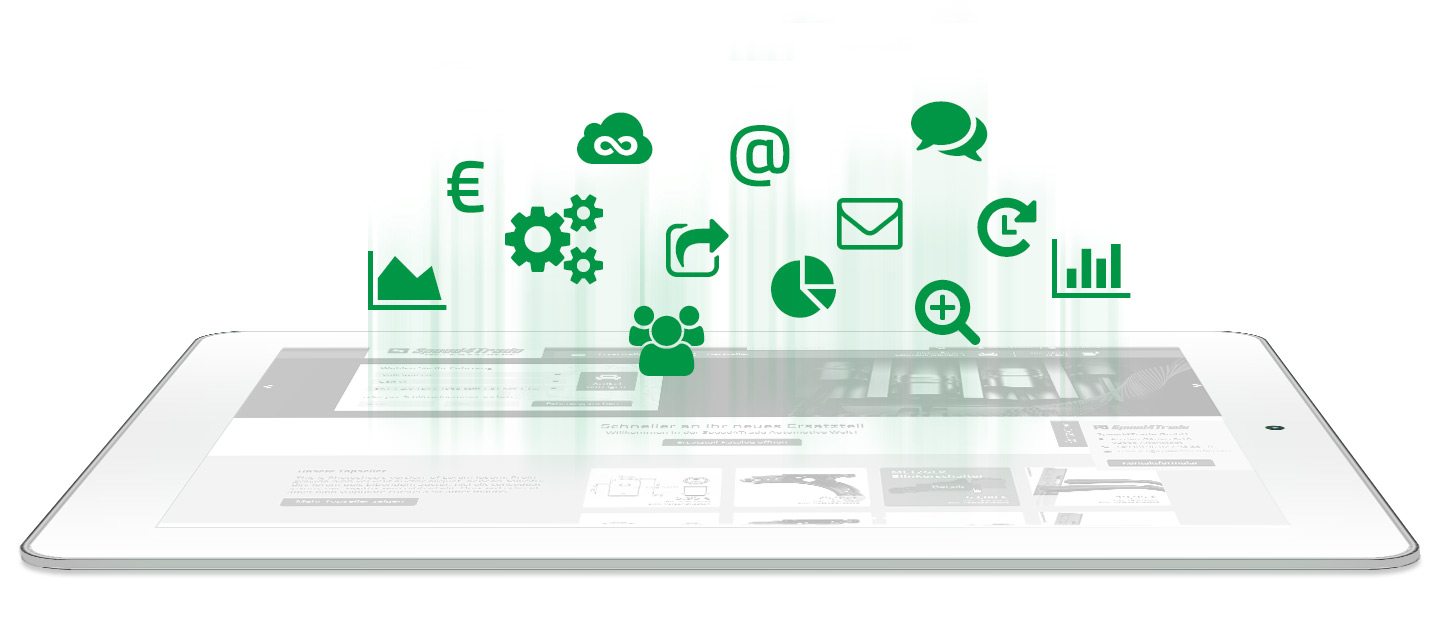 Studienerkenntnisse über eCommerce-Frameworks | Speed4Trade