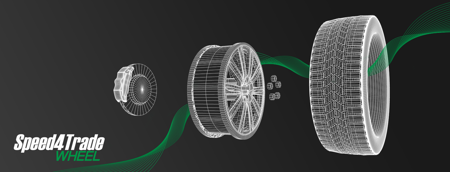Tyre & rim configurator Speed4Trade WHEEL