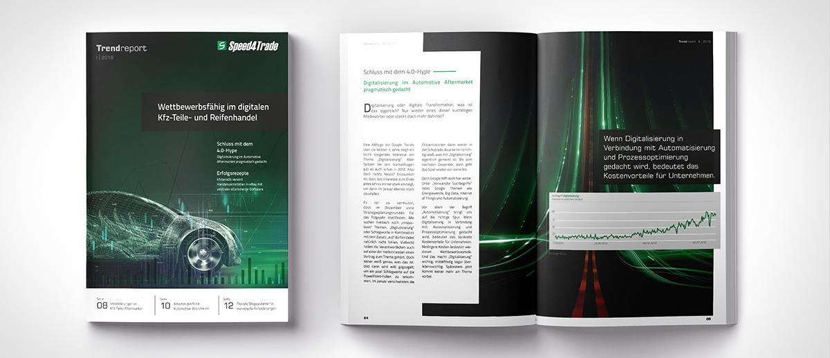 Der Trendreport für den Kfz-Teilehandel | Speed4Trade