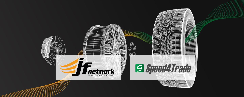 Neue Kooperation von jfnetwork und Speed4Trade