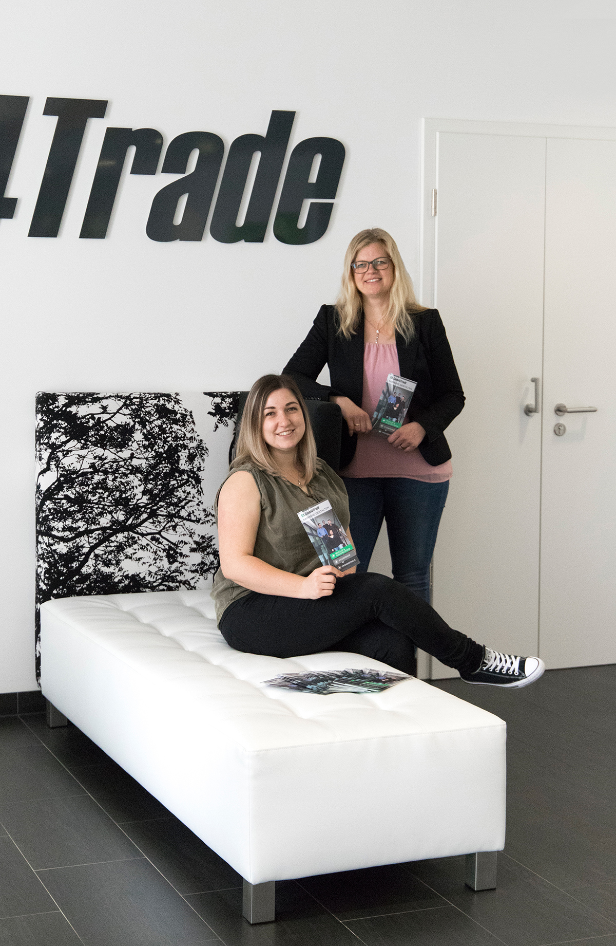 Speed4Trade bei careerday 2018 der OTH Amberg-Weiden