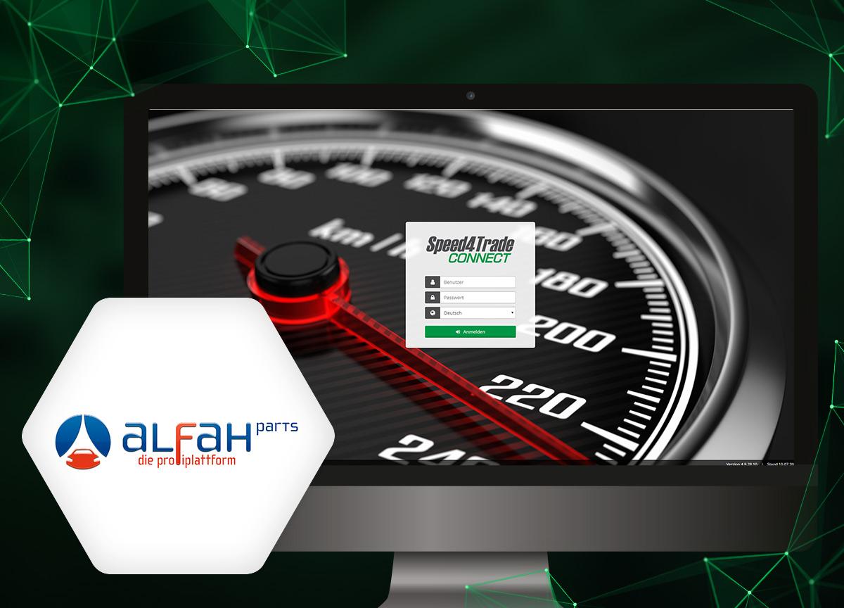 Marktplatz ALFAH Parts: Neu in Speed4Trade Connect dank offener Schnittstelle | Speed4Trade