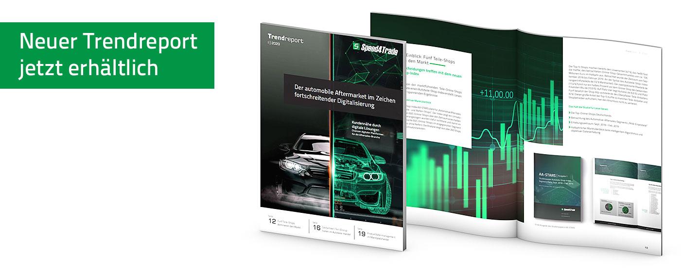 Der Trendreport für den digitalen Kfz-Aftermarket | Speed4Trade