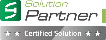 Logo Speed4Trade Certified Solution Partner