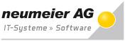 Logo neumeier AG - IT-Systeme und Software