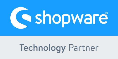 Logo shopware Technology Partner - Speed4Trade