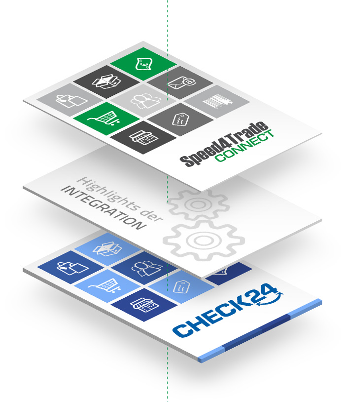Integrations Highlights Speed4Trade CONNECT CHECK24