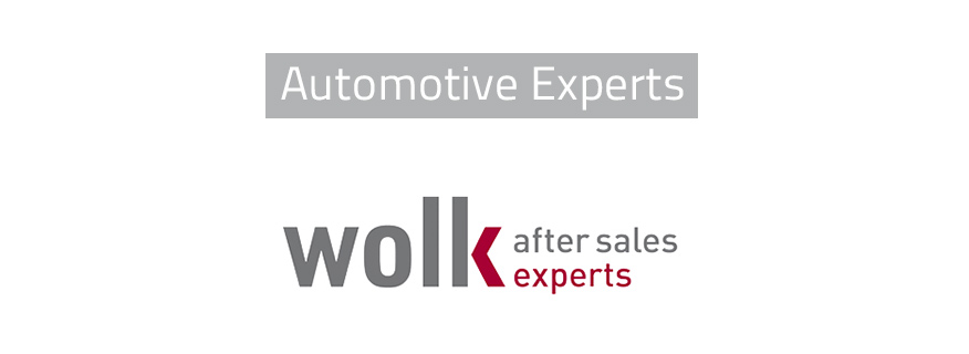 Logo wolk after sales experts gmbh