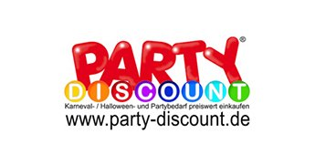 Referenzlogo Creativ-Discount & Party-Discount Rhein-Ruhr GmbH & Co. KG