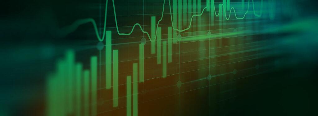 Aufsteigender Graph von Speed4Trade